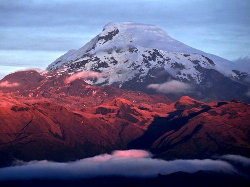 Maphead | Ecuador's Volcán Cayambe