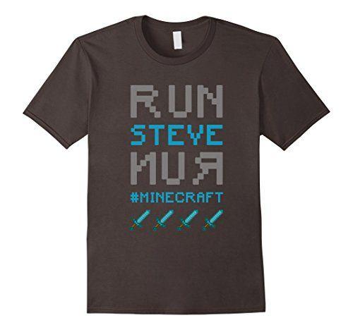 Minecraft Steve Adventure Youth T-Shirt - Male Small - Asphalt D180 http://www.amazon.com/dp/B019ERJPF0/ref=cm_sw_r_pi_dp_LkRDwb0Y0BFXX