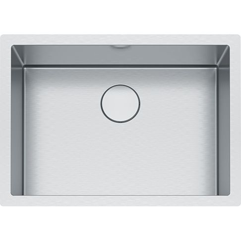 Professional 2 Ps2x110 24 12 Stainless Steel Sinks With Images Single Bowl Kitchen Sink Sink Stainless Steel Sinks