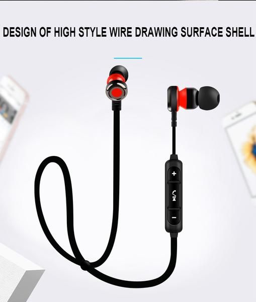 Line Length 0 6mplug Type Wirelessfunction For Mobile Phone Hifi Headphone For Ipod Sport Common Headphone For M Earbuds Bluetooth Earphones Sport Earbuds