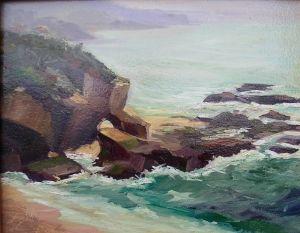 Montage View Laguna Beach - Coastal Artwork