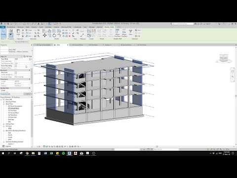 Revit Beginner Tutorial Modelling Of Reinforced Concrete Shear Walls Part Ix Youtube Reinforced Concrete Civil Engineering Floor Plans