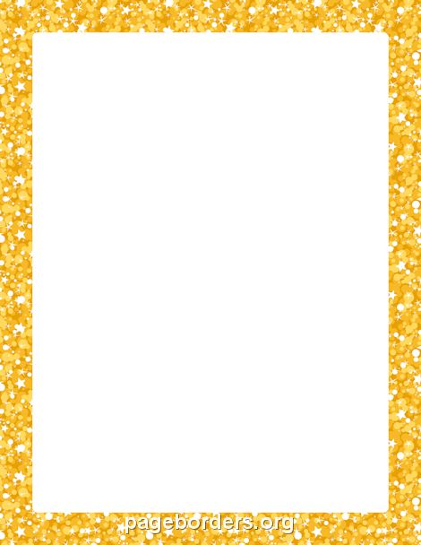 Gold glitter microsoft word and microsoft on pinterest for Table no border