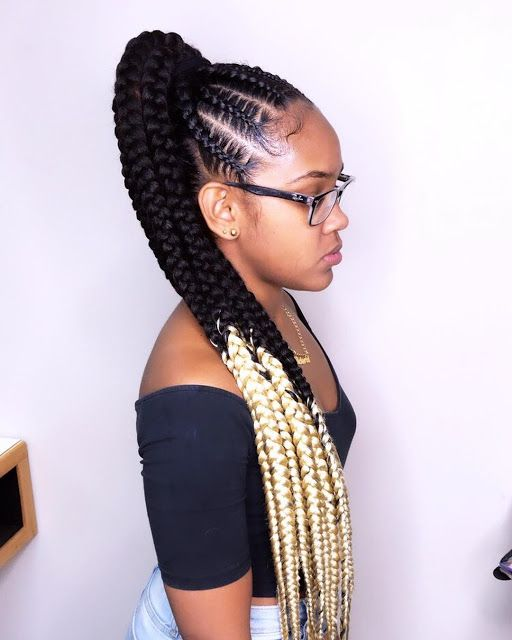 New 2019 Beautiful Braiding Hairstyles Choose Your Most Inspiring Braid Styles Zaineey S Hair Styles Braided Hairstyles African Braids Hairstyles Pictures