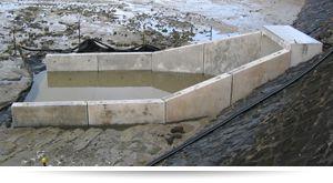 open cement culvert - Google Search