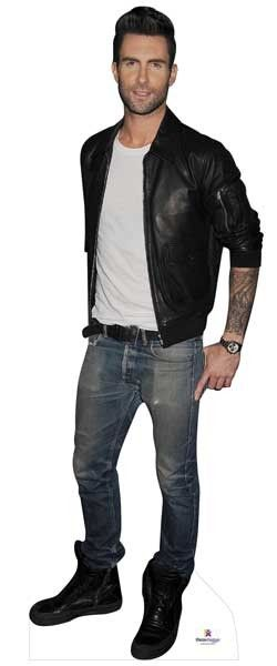 Adam Levine Lifesize Cutout: Levine Lifesize, Christmas Presents, Adam Levine, Ella Bday, Celebrity Cardboard, Lifesize Cutout, 50Th Birthday, Cardboard Cutouts, Bri Gift