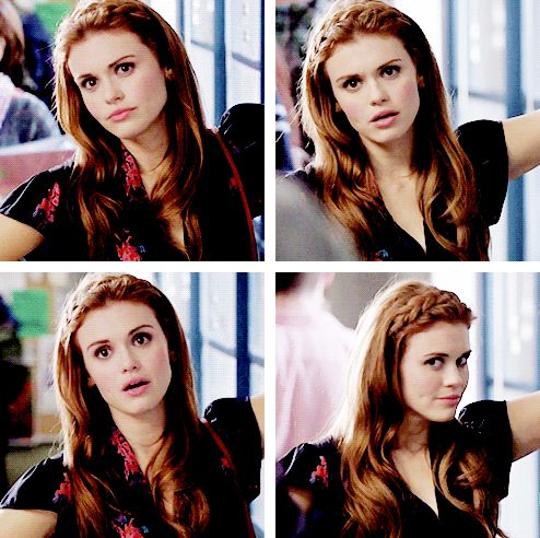 Lydia Martin http://www.pinterest.com/jesslovescukp/holland-roden-and-crystal-reed/: