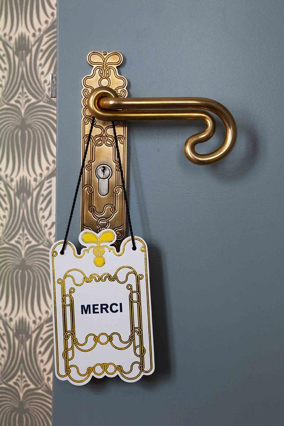 gucci masters | luxury hotels, doors and door handles, Innenarchitektur ideen