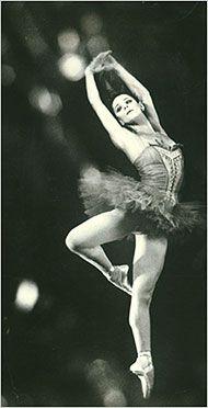 Melissa Hayden, a Vibrant Star of New York City Ballet, Dies at 83 - New York Times