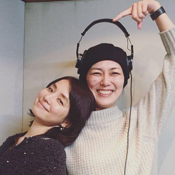 ラジオ板谷由夏さん
