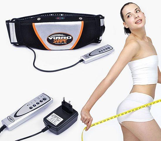 Vibro Shape sử dụng công nghệ rung tần số cao làm săn chắc cơ thể