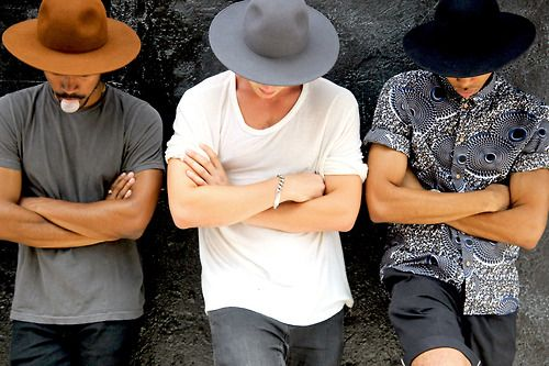The hats offcourse! Neeeed it so bad!