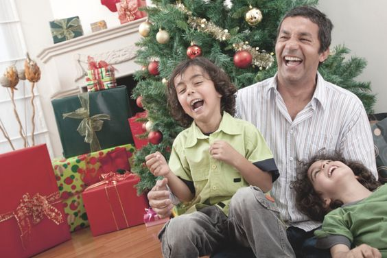 Just Say No to Holiday Stress :: Tuesday Tip #parenting #kids #Christmas