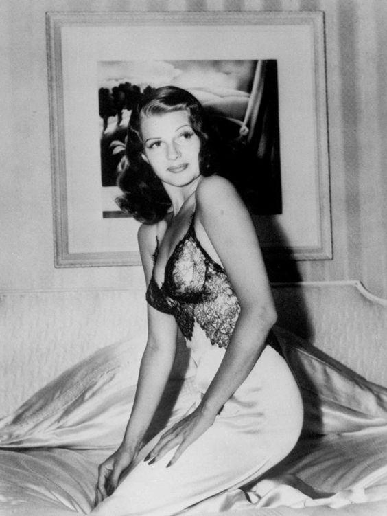 Rita Hayworth, 1941