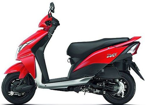 Honda Dio Price & Specifications in India