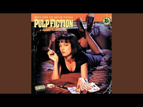 Music From The Motion Picture Pulp Fiction Songs