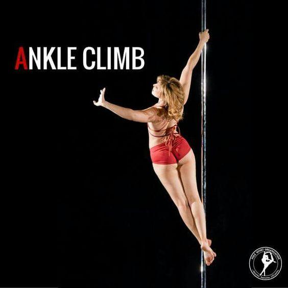 PDY - PoleMove - ankle side climb