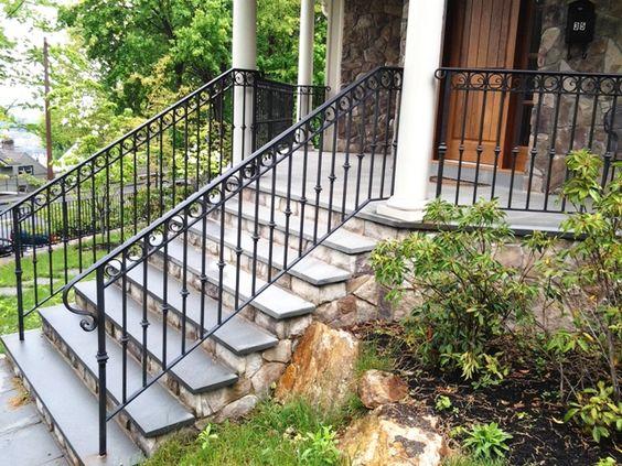 decorative wrought iron porch railing wrought iron. Black Bedroom Furniture Sets. Home Design Ideas