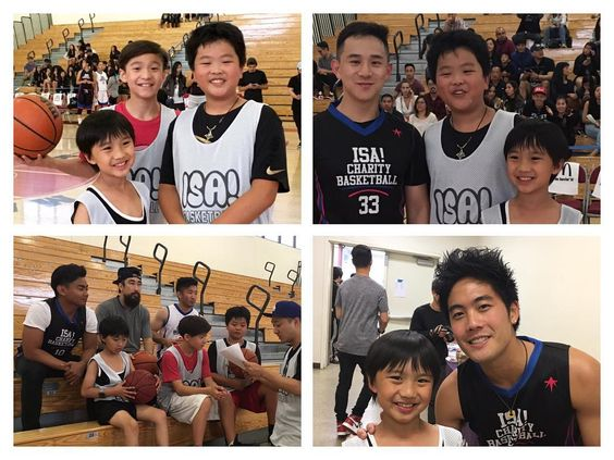 Nice meeting all of you at #isacharitybball2016! #McDLovinBballSweeps #APAHM2016 by theianchen