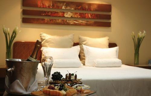 Hello room service in Lima, Peru! #JetsetterCurator