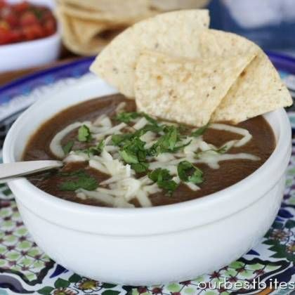 El Torito recipes including Black Bean Soup and more