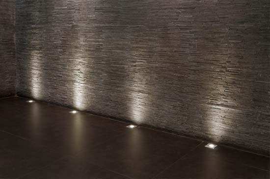 Delightful Recessed Floor Lights Homes Floor Plans In Addition
