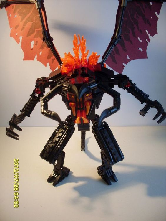MOC: Silmarillion - the Dark Lord Morgoth