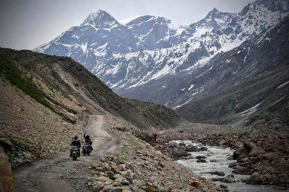 Spiti Valley Bike Ride