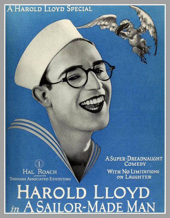 1922 Harold Lloyd