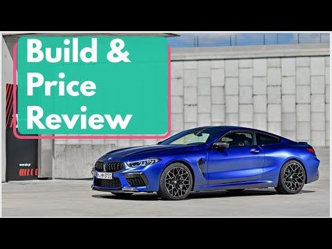 2020 Bmw M8 Competition Coupe Build Price Review