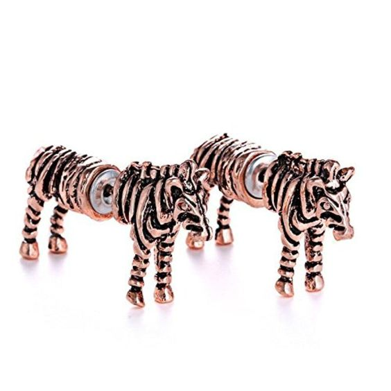 Brought to you by Avarsha.com: <div><div>100% Brand new and high quality It is a good gift for your lovers! Theme: Fashion Color: Multi-color Package Includes: 1 x</div><ul><li>1pair New fashion Women cute animal earrings lovely jewelry ear stud Lady gift</li></ul><div>1pair New fashion Women cute animal earrings lovely jewelry ear stud Lady gift</div><div>Necklace</div></div>