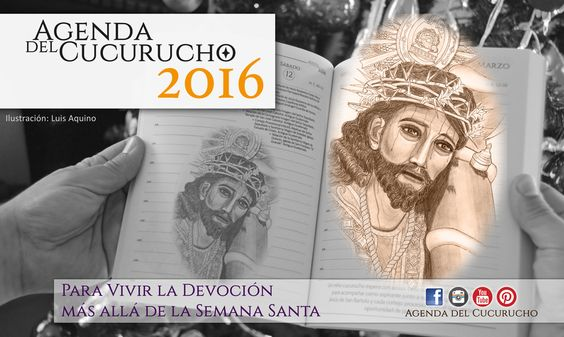 Agenda del Cucurucho 2016. #AgendadelCucurucho