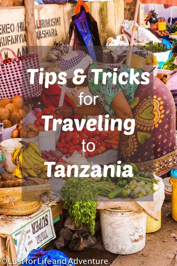 Ever wondered if travel to Tanzania is for you? Here are some helpful tips.