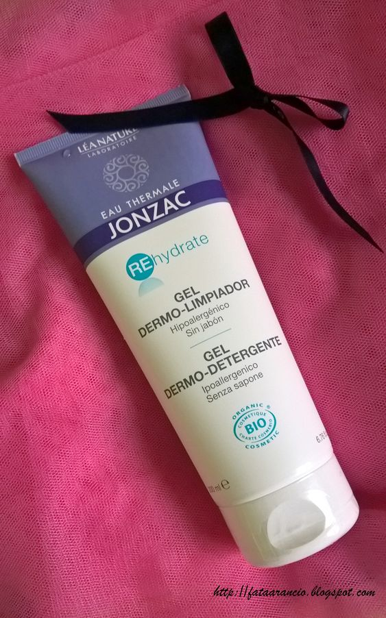 Eau Thermale Jonzac-Gel Dermo-Detergente review