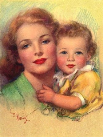 Vintage Mother's Day: