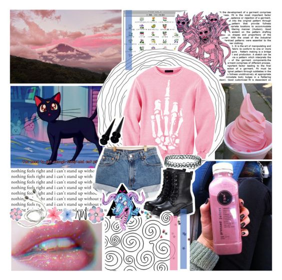 """""""✞❀ i'm not gonna lie, my skin and bones have seen some better days."""" by in-this-darkness-i-see-colors ❤ liked on Polyvore"""
