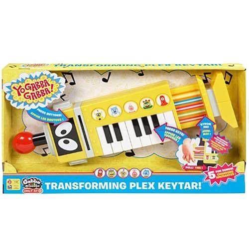 Yo Gabba Gabba Plex Keytar From Ty S Toy Box Possible