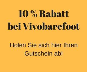 10 % Rabatt Vivobarefoot