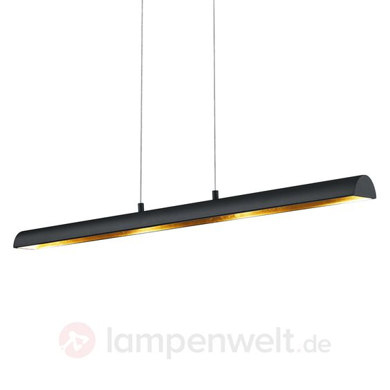 Längliche LED-Hängeleuchte Ramiro sicher & bequem online bestellen bei Lampenwelt.de.