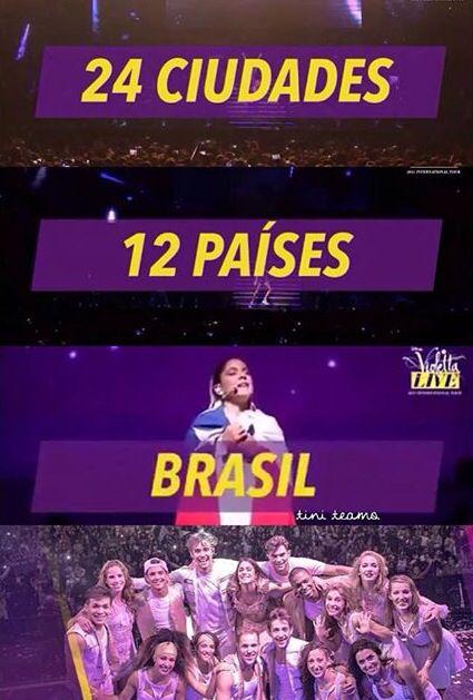 Gracias Latinoamérica