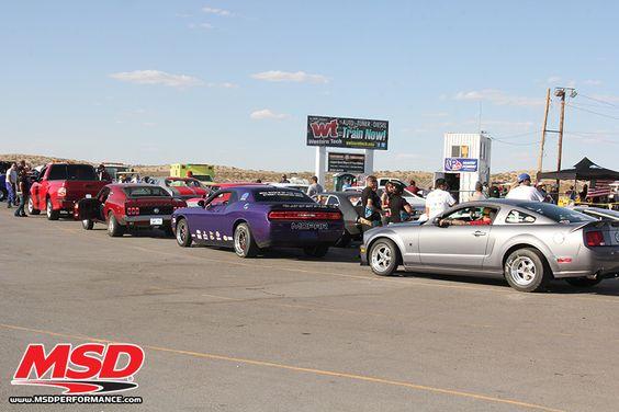 El Paso Motorplex, April 13, 2013