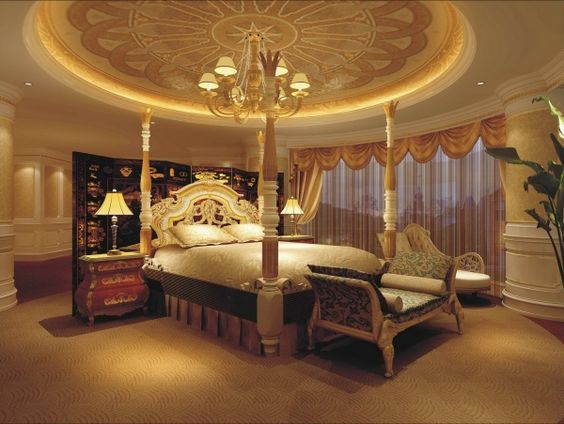european style luxury bathrooms | Luxury European-style classical interior decoration 5 - New Designing