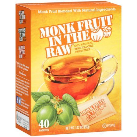 Monk Fruit In The Raw - the best monk fruit brand