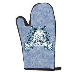 Hockey Goalie Dad Oven Mitt, Oven Glove
