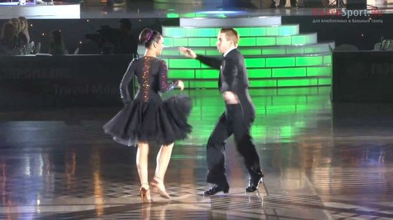 Neil Jones - Ekaterina Sokolova, Showdance