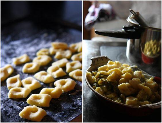 Potato Gnocchi. | Recipes To Try | Pinterest | Gnocchi, Potatoes and ...