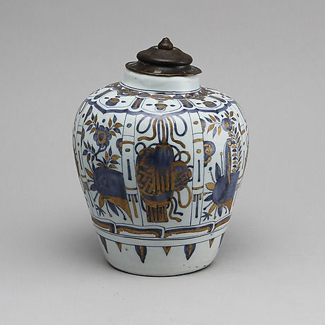 Faience, Middle European