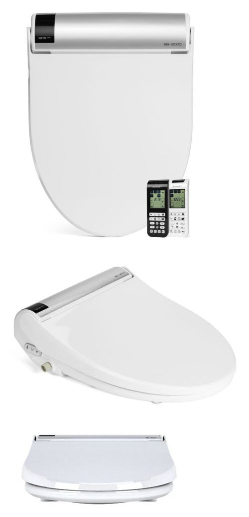 Bidets And Toilet Attachments 101405 Biobidet Bliss Bb2000 Elongated White Bidet Smart Toilet Seat Buy It Now Only With Images Smart Toilet Bidet Heated Toilet Seat