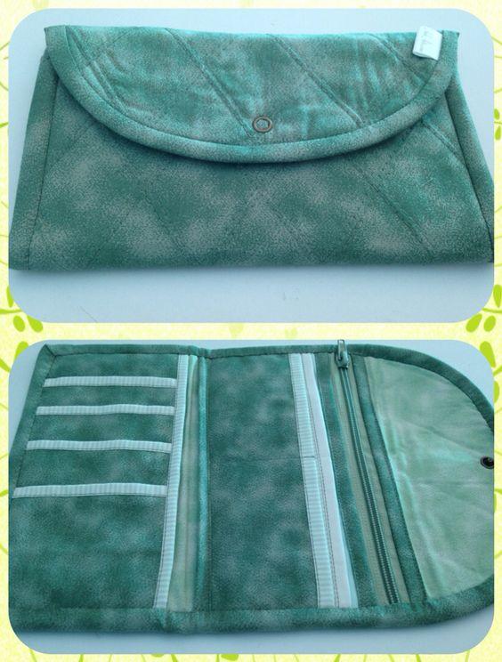 Tecido poeira verde!