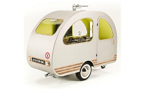 Is The QTvan The Smallest Caravan Ever